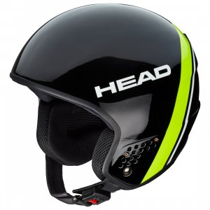 Горнолыжный шлем Head Stivot Race Carbon Black/Lime 1