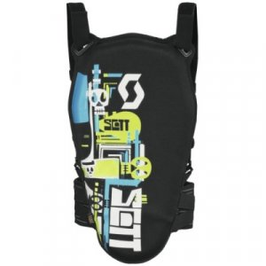 Back Protector Jr Soft Actifit black 1