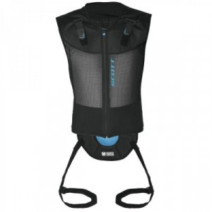 Vest Protector M's X Active black/blue 2