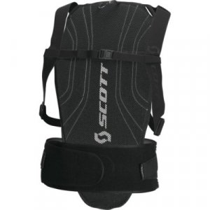Back Protector Soft Actifit black 3