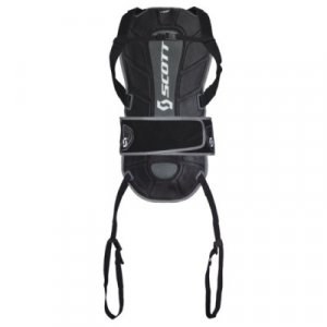 Back Protector X-Active black/grey 1