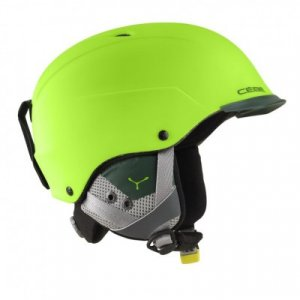 Шлем CONTEST VISOR Matt Lime Green 1