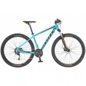Велосипед SCOTT Aspect 750 light blue/red (2019) 6