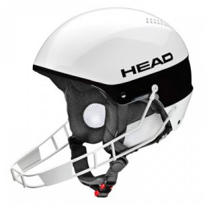 Head STIVOT SL + Chinguard(white) 1