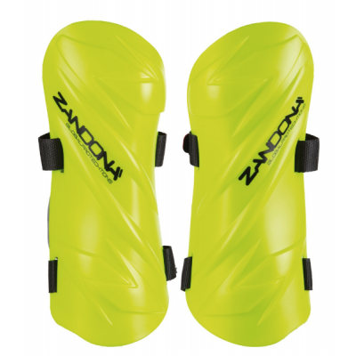 Защита голени Zandona Shinguard slalom kid fluorescent 1