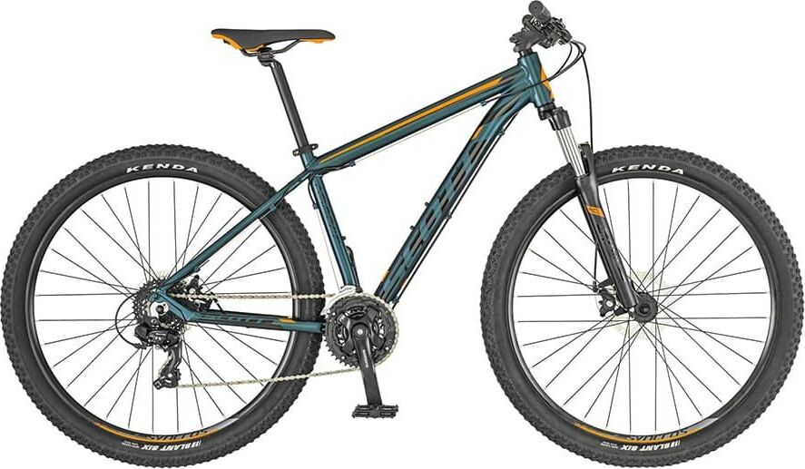 SCOTT Aspect 770 co green/orange (2019) 1