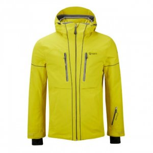 КУРТКА HALTI CELER M JACKET yellow 5