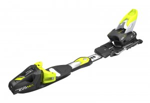 Горнолыжные крепления Head Freeflex Evo 14 X Brake 85 (A) matt black/white/flash yellow  1
