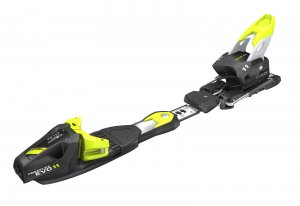 Горнолыжные крепления Head Freeflex Evo 11 Brake 85 (D) matt black/white/flash yellow (2019) 1