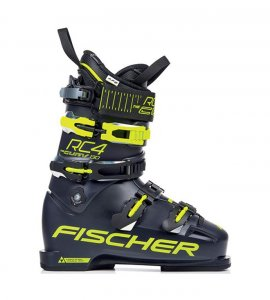 БОТИНКИ ГОРНОЛЫЖНЫЕ FISCHER RC4 THE CURV 130 VACUUM FULL FIT DARKGREY/DARKGREY  1
