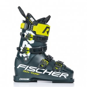 Горнолыжные ботинки Fischer Rc4 The Curv 130 Vff DARKGREY/DARKGREY 1