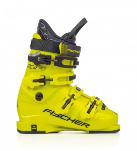 ГОРНОЛЫЖНЫЕ БОТИНКИ FISCHER RC4 70 JR THERMOSHAPE YELLOW/YELLOW 1