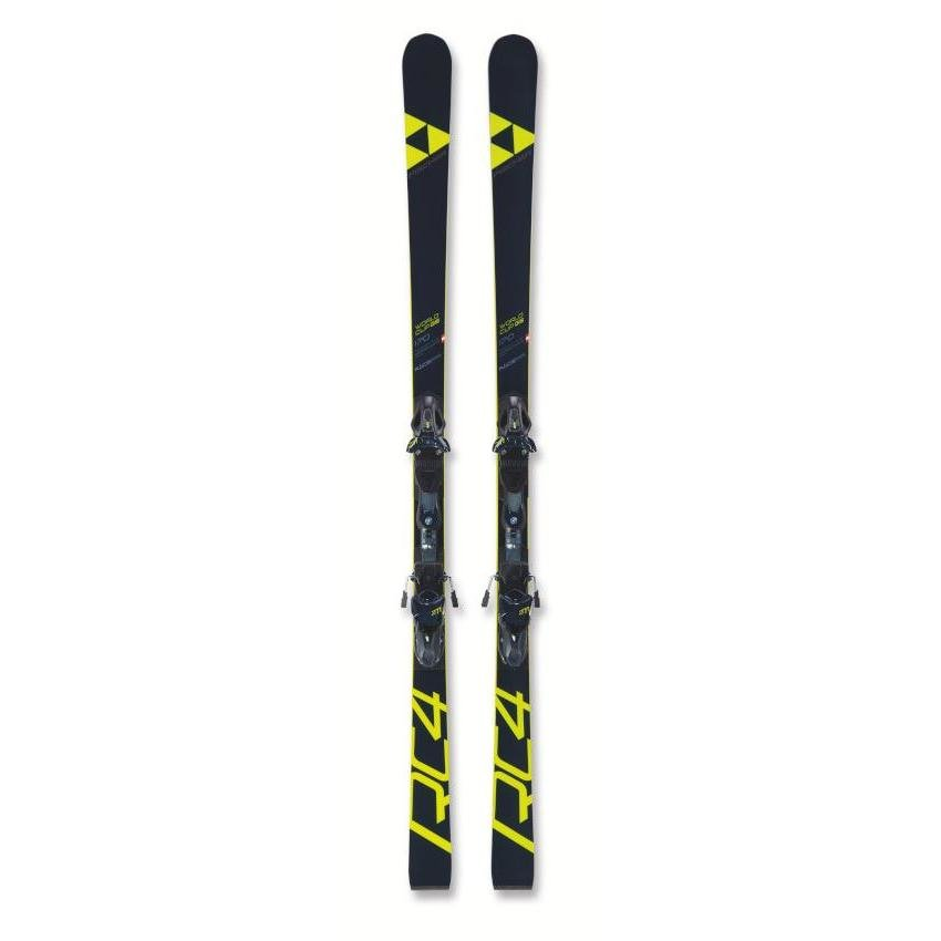 ГОРНЫЕ ЛЫЖИ FISCHER RC4 WORLDCUP GS JR CURV BOOSTER 2019 1