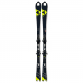 Горные лыжи женские Fischer Rc4 Worldcup Sl Women Curv Booster