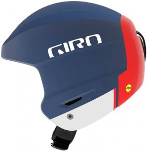 Шлем Giro Strive Mips Matte Midnight/Red 8