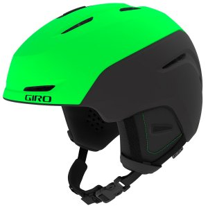Горнолыжный шлем Giro Neo MATTE BRIGHT GREEN/BLACK 4