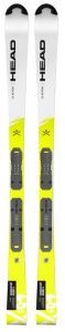Горные лыжи Head Wc Rebels Isl Rd Team Sw Rp Wcr T White/Neon Yellow 3