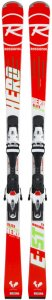 ГОРНЫЕ ЛЫЖИ ROSSIGNOL HERO ELITE ST RACING + КРЕПЛЕНИЯ SPX 12 ROCKERFLEX  1