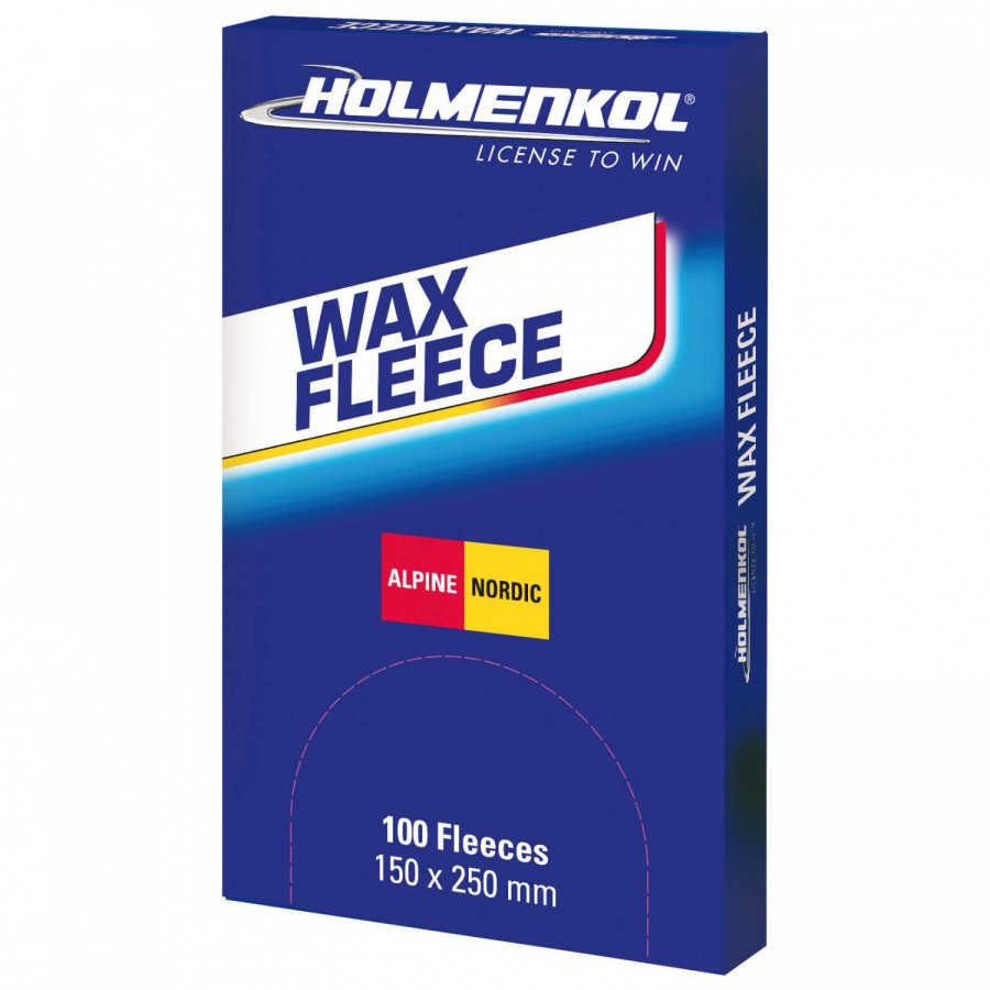 Салфетки для наненсения мази Holmenkol Wax Fleece 1