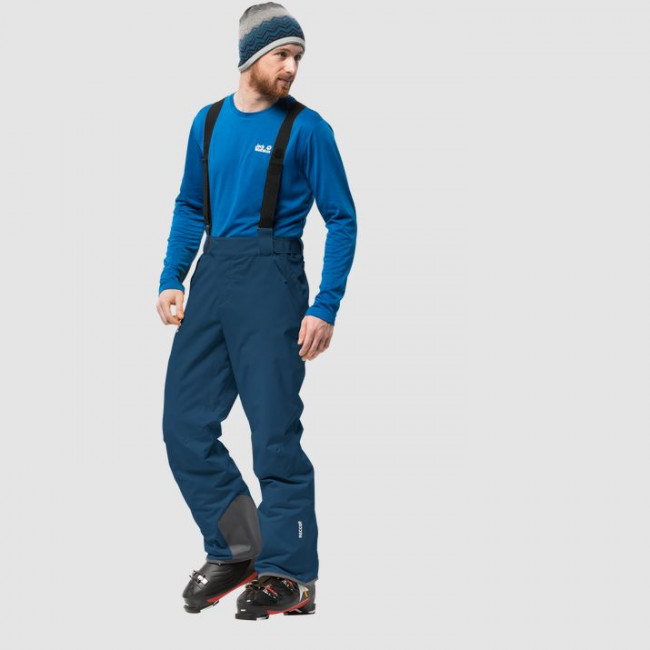 БРЮКИ JACK WOLFSKIN EXOLIGHT PANTS MEN (2019) 2