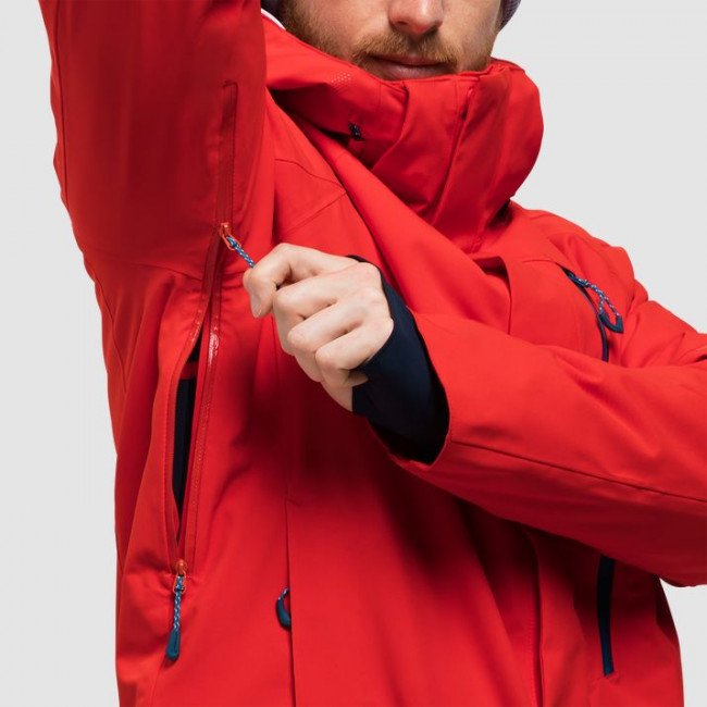 КУРТКА МУЖСКАЯ JACK WOLFSKIN EXOLIGHT ICY JACKET (2019) 5