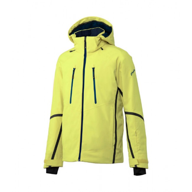 КУРТКА МУЖСКАЯ PHENIX DELTA JACKET (lime) 1