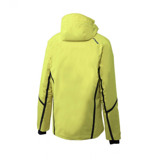 КУРТКА МУЖСКАЯ PHENIX DELTA JACKET (lime) 2