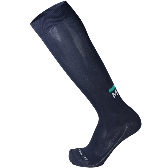 Носки MICO Race Ski socks in polypropylene Extra light X-Static bk 1