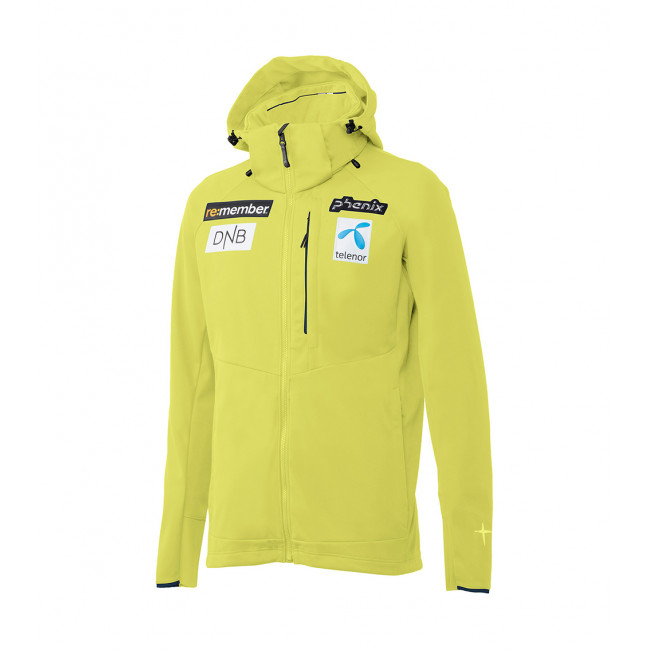 КУРТКА ГОРНОЛЫЖНАЯ PHENIX NORWAY ALPINE SKI TEAM SOFT SHELL JACKET 1
