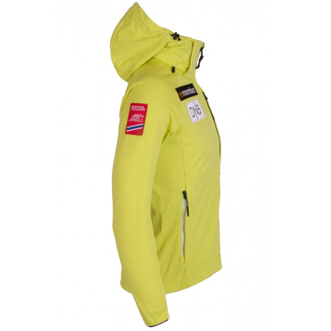 КУРТКА ГОРНОЛЫЖНАЯ PHENIX NORWAY ALPINE SKI TEAM SOFT SHELL JACKET 2