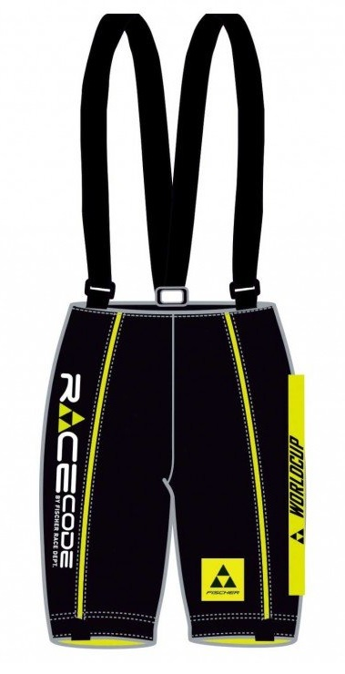 ШОРТЫ ЮНИОРСКИЕ FISHER RACING SHORT JR. Whistler Black 1