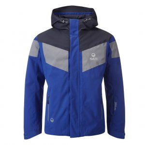 Куртка мужская HALTI Kelo M JACKET Blue 4