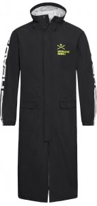 Плащ защитный  Head Race Rain Coat Black 4