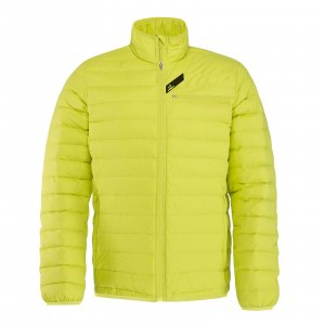 Куртка женская head race dynamic jacket yellow  2