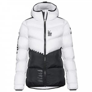 Куртка женская Head REBELS STAR jacket M WHBK (white/black) 2