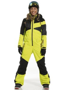 Комбинезон REHALL SUSANNE-R Snowsuit Womens Lime 6