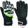 Перчатки горные REUSCH  Reusch Prime Race R-TEX XT black/white/neon green