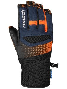 Перчатки Reusch Stuart R-Tex XT Dress Blue/Orange Popsicle 2