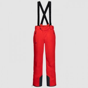 БРЮКИ JACK WOLFSKIN EXOLIGHT PANTS MEN (2019) 5