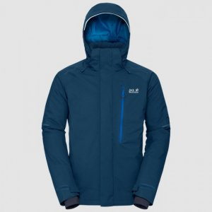 КУРТКА МУЖСКАЯ JACK WOLFSKIN EXOLIGHT ICY JACKET (2019) 6