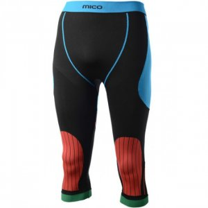 MAN 3/4 TIGHT CHAMPION PANT 3/4 NERO 1