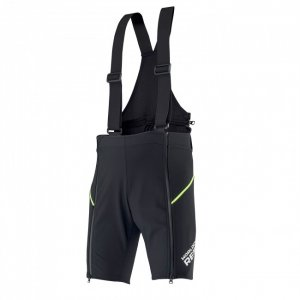 ШОРТЫ-САМОСБРОСЫ RACE CLUB JUNIOR SHORTS BLACK/YELLOW 1