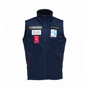 ЖИЛЕТ МУЖСКОЙ PHENIX NORWAY ALPINE TEAM SOFT SHELL  1