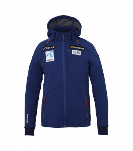 Куртка горнолыжная PHENIX Norway Alpine Team Soft Shell EF972KT01 DB1 1